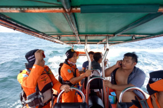 Ketiga nelayan asal Semparuk ditemukan selamat
