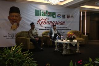 KH Ma'ruf Amin dialog kebangsaan di Pontianak