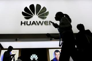 Huawei hadirkan ponsel lipat dukung jaringan 5G