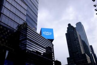 Microsoft mulai uji fitur baru pengguna Skype di perangkat Android