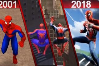 Game Spider-Man laku 3,3 juta copy dalam tiga hari