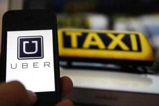 Sopir Uber bayar denda karena beroperasi secara ilegal
