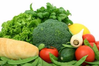Manfaat sayur dan buah bewarna hijau untuk tubuh