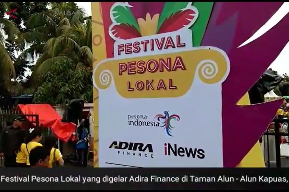 Festival Pesona Lokal Pontianak