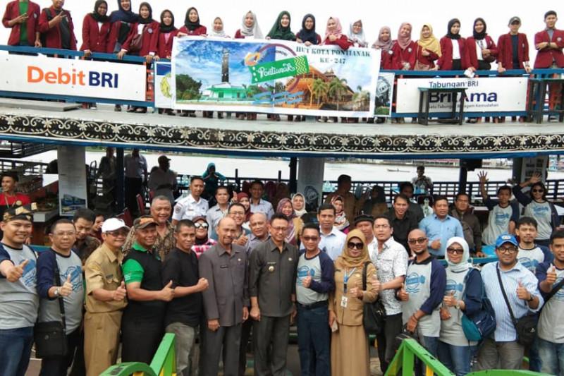 BP2KP promosikan destinasi wisata tepian Sungai Kapuas
