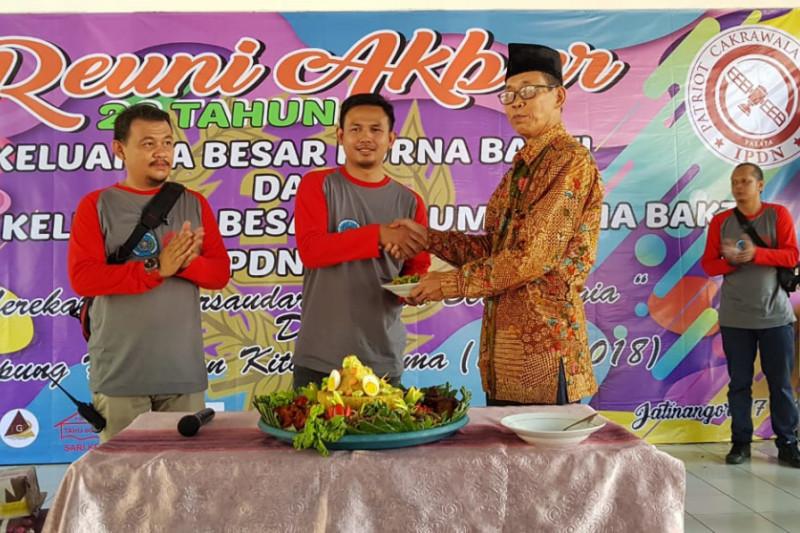 Alumni IPDN komitmen jaga persatuan NKRI jelang Pilpres