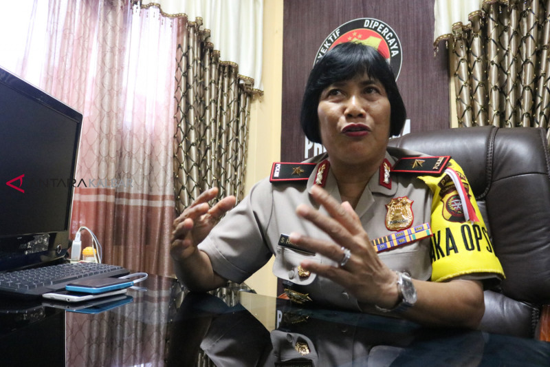 Polda Kalbar Profesional Tangani Kasus Penganiayaan istri polisi