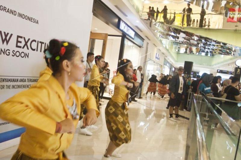 Perhelatan Indonesia Menari