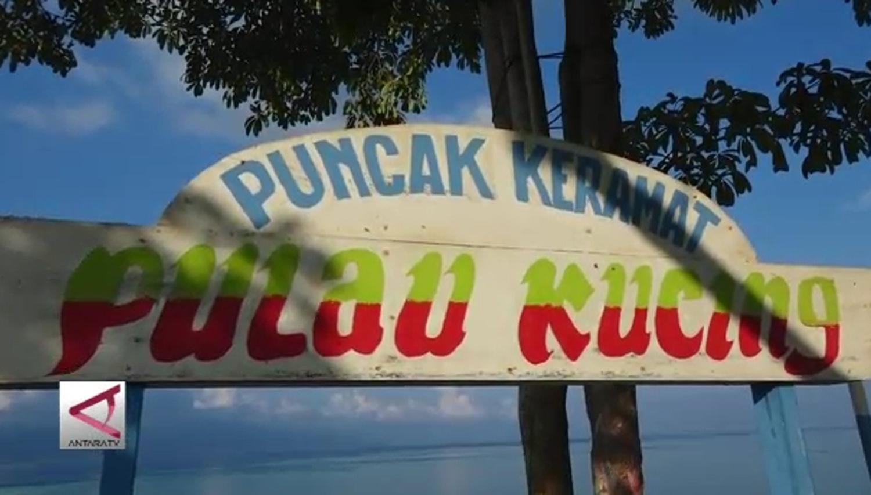 Wisata Pulau Kucing cuma didanai anggaran desa