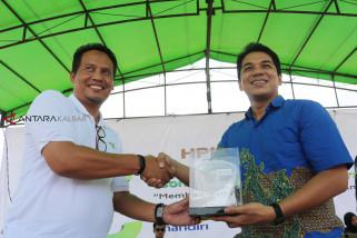 HPI Agro Membuka Akses Komunikasi di Perkebunan Sawit