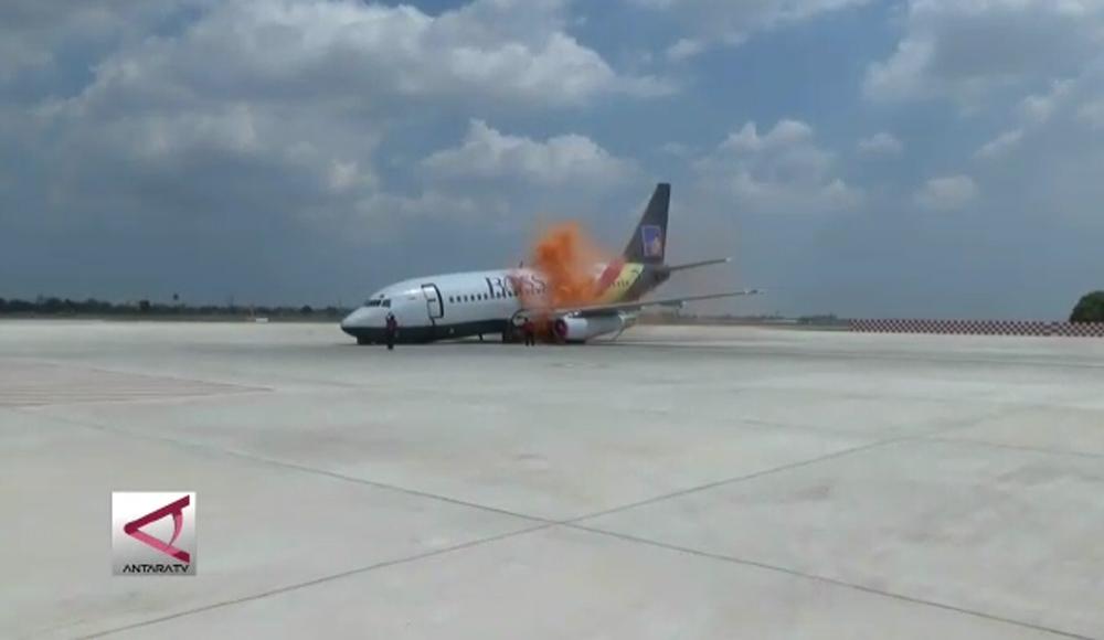Saat pesawat � gagal terbang� di Bandara Soekarno-Hatta
