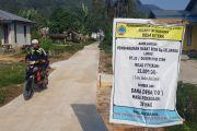 Desa Sutera optimalisasikan dana untuk infrastruktur dasar