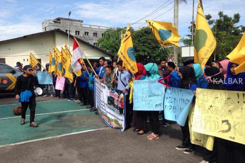 Mahasiswa Kalbar desak semua pihak awasi penyaluran elpiji subsidi