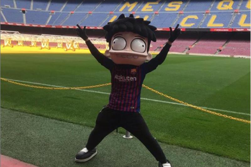 Si Juki melebarkan sayap ke dunia sepakbola