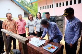 Gedung PAUD Dusun Selimus diresmikan