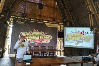 Pertamina kenalkan Balkondes Wringin Putih pada jurnalis Kalimantan