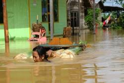 BMKG: Warga Kalsel Waspadai Banjir