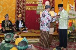 Penobatan Raja Muda Kesultanan Banjar