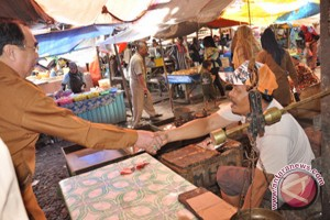 Dinas Perdagangan Gelar Pasar Murah