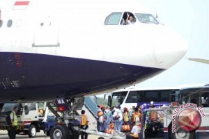 Kloter Pertama Haji Embarkasi Banjarmasin Tiba