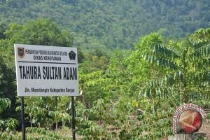 60 Hektare Kawasan Konservasi  Dirambah