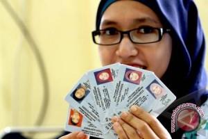 1.265 E-KTP Banjarbaru Belum Dicetak