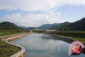 Pusat Janji Tuntaskan Prasarana Pengairan Kalsel