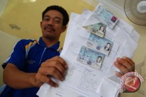 DPRD Kalsel Cek E-KTP Jelang Pilkada Tapin