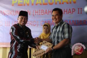 Hibah  Pelindo Capai Rp177.450.000.