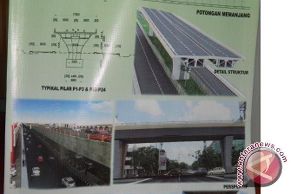 Warga Banjarmasin Pertanyakan Manfaat Jembatan Layang