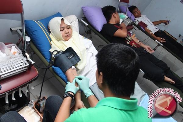 PMI Siapkan 350 Kantong Darah Selama Ramadhan