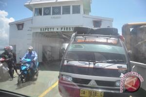 Pemkab Batola Siapkan Fery Pascaambruknya Jembatan Tanipah