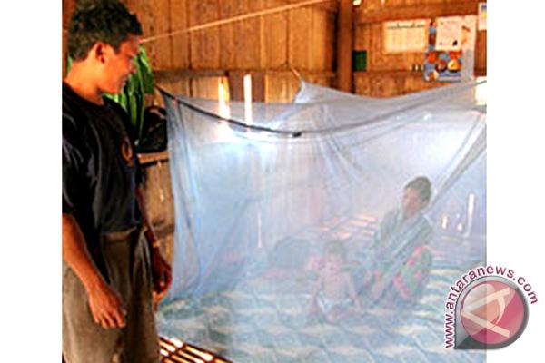 Kelambu Bagi  Zona Merah Malaria