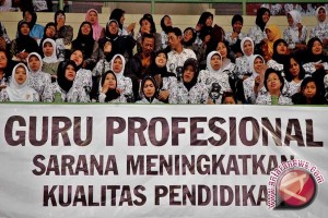 Honorarium Guru NonPNS Banjarmasin Diupayakan Naik