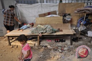Keluarga Sangat Miskin Banjarmasin Sembilan Ribu Orang