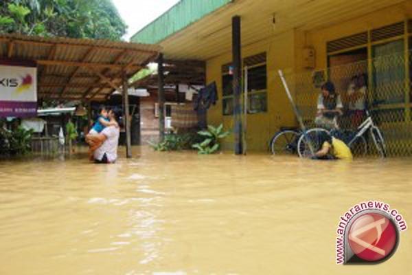 Banjir Besar Landa  Barabai
