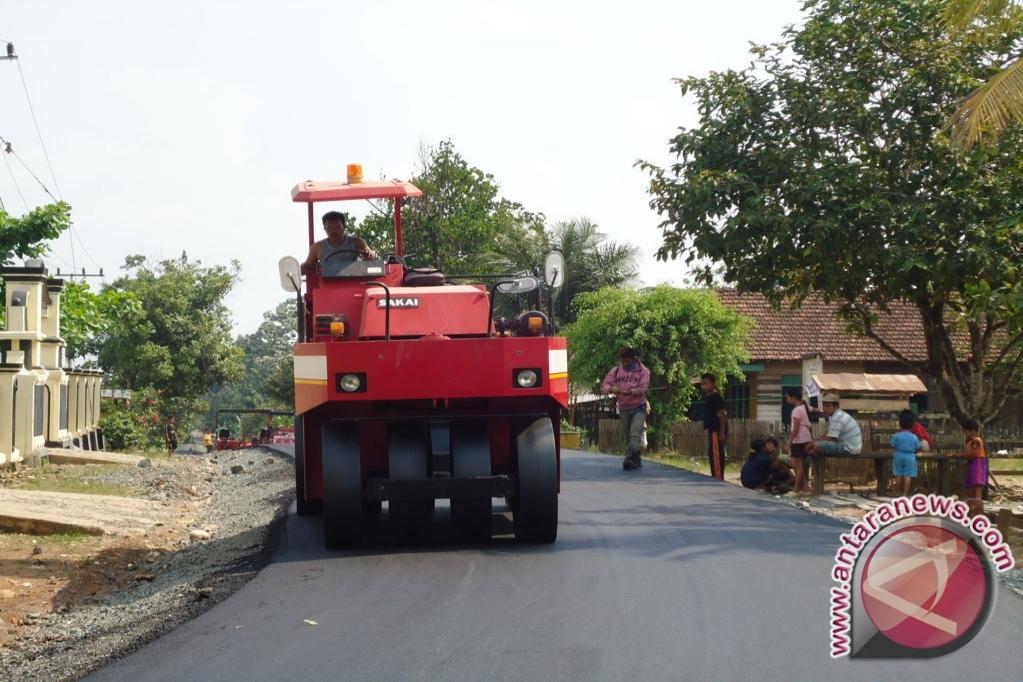 Dinas PUPR-TP4D Tabalong Pantau Proyek Infrastruktur