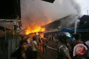 11 Rumah Di Kotabaru Terbakar