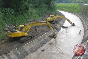 Pembangunan Irigasi Tingkatkan Produksi Pangan Kalsel