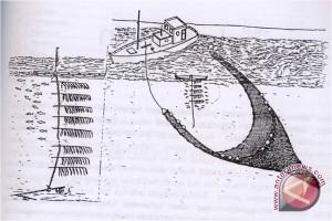 Satpol Air Dan Dinas Perikanan Patroli Di Bunati