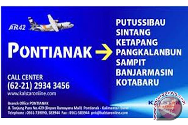 Kalstar Buka Penerbangan Kotabaru-Surabaya