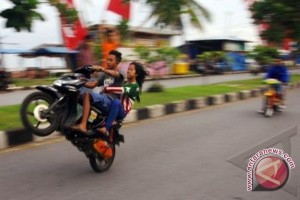 South Kalimantan Police Dismiss Wild Racing
