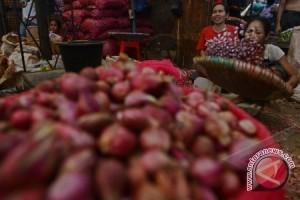 Harga Bawang Merah  Melonjak