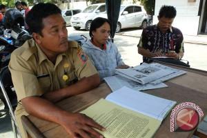 Dinsosnaker Tabalong Evaluasi Hasil Pelatihan Naker