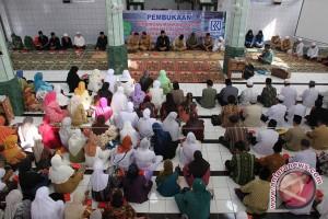 Calon Haji Hulu Sungai Tengah Ikuti Manasik