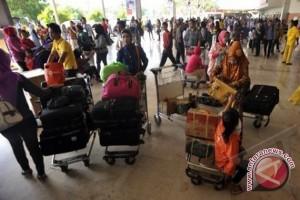 Jumlah Penumpang Syamsudin Noor Capai 168.677 Orang