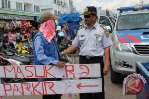 Polisi Siapkan Lokasi Parkir Malam Pergantian Tahun