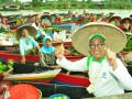 Banjarmasin Floating Market Better than Bangkok