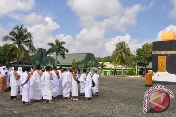 S Kalimantan hajj propectives safe from storm at Arafah