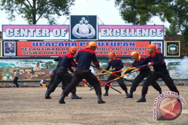 SPN Banjarbaru Didik 79 Perwira Pertama